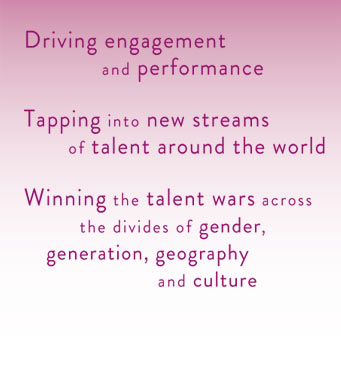 talent streams, talent wars, gender divide